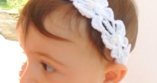Tiara de crochê Luíza1
