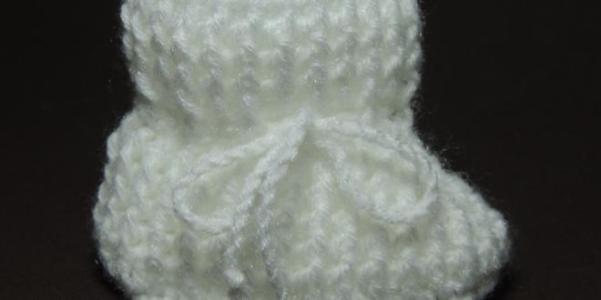Sapatinho de Crochê Tradicional - Crochê Fácil 80902161565